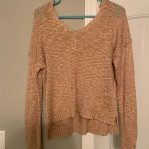 Rose Colored Sweater (Worn Once)